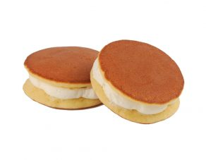 DORAYAKI Pancake - Red Bean & Cream