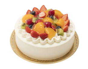 Special Mixed Fruits Cake