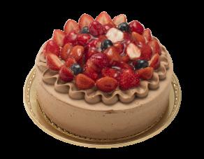 Special Strawberry Cake
