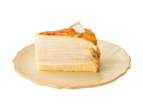 Crepe Layer Cake