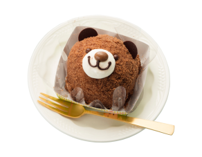 Happy Little Bear Cake