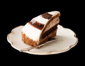Marble Chocolate Dome Cake